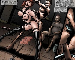 Bodacious toon pics with horny Mistress - BDSM Art Collection - Pic 5