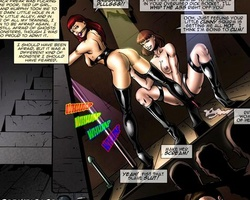 Bodacious toon pics with horny Mistress - BDSM Art Collection - Pic 6