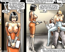 Very cool cartoon pictures with kinky - BDSM Art Collection - Pic 4