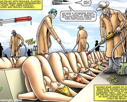 Watch fantastic cartoon pics where lots - BDSM Art Collection - Pic 6