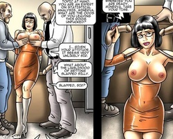 Very cool cartoon pictures with kinky - BDSM Art Collection - Pic 5