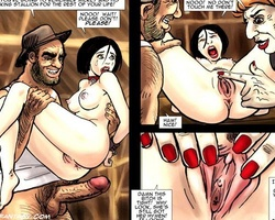 Very hot cartoon chicks get captured - BDSM Art Collection - Pic 6