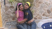 two very hot latina