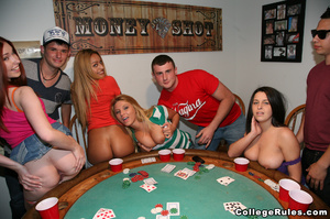 Ginger student girl gets her cunt pounde - XXX Dessert - Picture 2