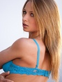 Very hot blonde bbe in blue bikini gets - Picture 5
