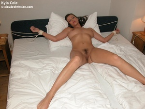 Big boobed babe Monique exposing her awe - XXX Dessert - Picture 16