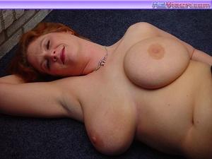 Hot Topless Redhead - XXX Dessert - Picture 2