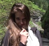 Hot xxx film with nasty college girl in a jacket…