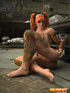 Promiscuous red head is inviting you to play…