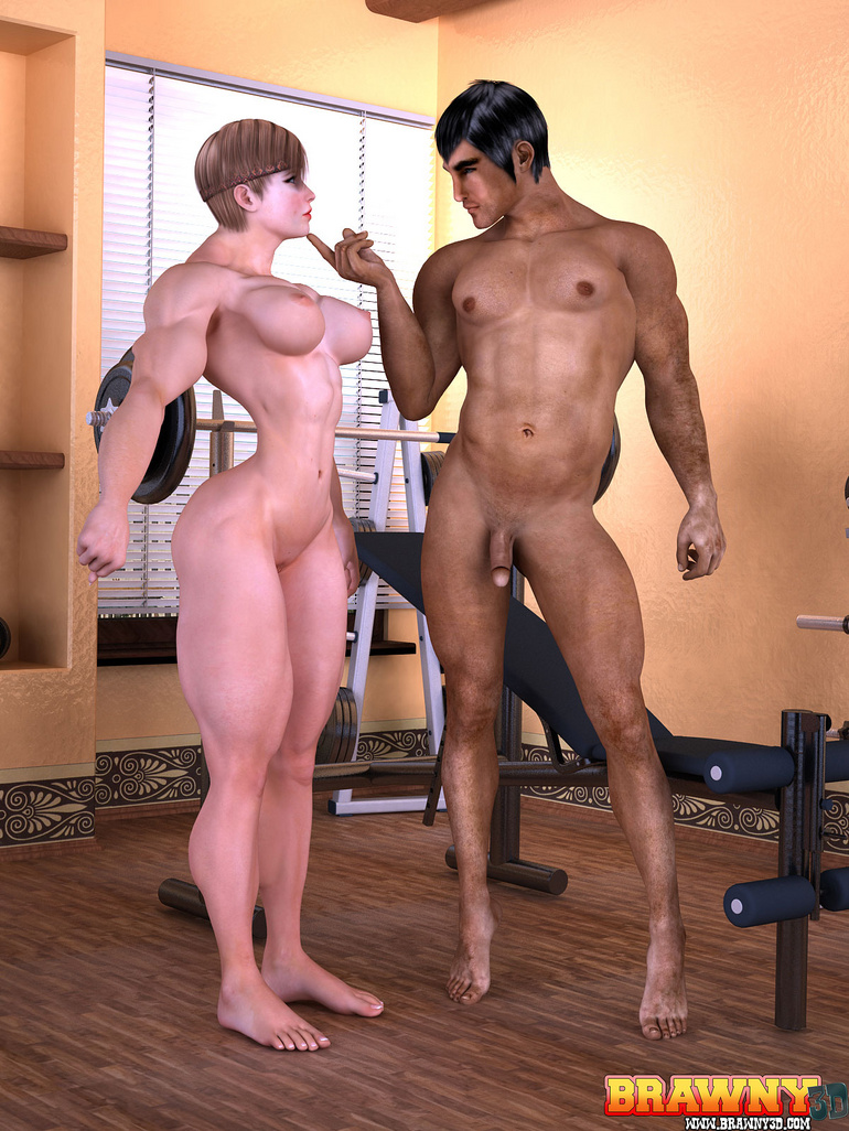 Gym Guys Fucking