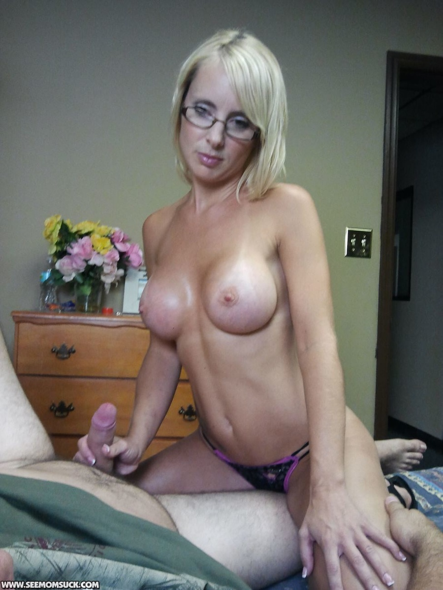 Free first time real milf