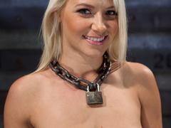 Blonde ponytailed bitch roped in karada style gets - XXXonXXX - Pic 13