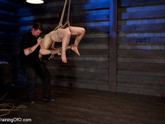 Two enslaved girls roped together get punished - XXXonXXX - Pic 3