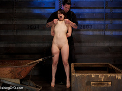 Two enslaved girls roped together get punished - XXXonXXX - Pic 9