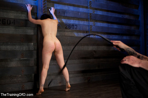 Two enslaved girls roped together get punished hard with whips before fucking - XXXonXXX - Pic 10