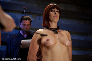Four bound and suspended girls get tortured and punished badly by bdsm training master - XXXonXXX - Pic 1