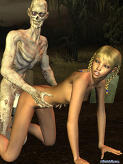 Stinky decomposed body fucking badly hot - Cartoon Porn Pictures - Picture 2