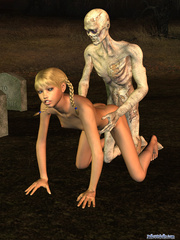 Stinky decomposed body fucking badly hot - Cartoon Porn Pictures - Picture 4