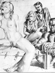 Hot black and white pics with dirtiest - BDSM Art Collection - Pic 3