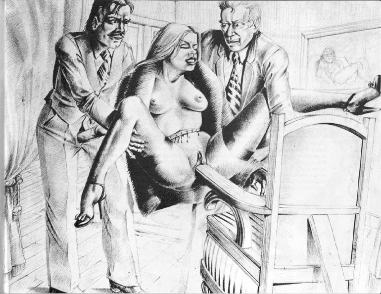 Hot black and white pics with dirtiest - BDSM Art Collection - Pic 9
