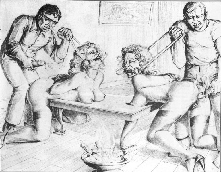 Hot black and white pics with dirtiest - BDSM Art Collection - Pic 10