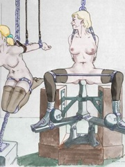 Dirty pics with awful scenes of bdsmart - BDSM Art Collection - Pic 1