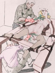 Dirty pics with awful scenes of bdsmart - BDSM Art Collection - Pic 6