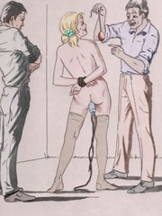 Dirty pics with awful scenes of bdsmart - BDSM Art Collection - Pic 13