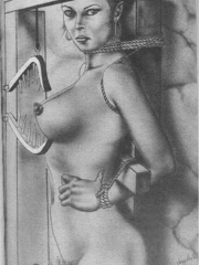 Magnificent pictures with bodacious - BDSM Art Collection - Pic 6