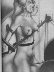 Magnificent pictures with bodacious - BDSM Art Collection - Pic 8