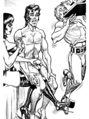 Lots of violence and dirty painful sex - BDSM Art Collection - Pic 7