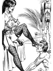 Lots of violence and dirty painful sex - BDSM Art Collection - Pic 9