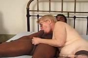 lustful granny takes big