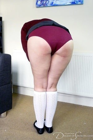 Chubby college chick with two plaits tak - XXX Dessert - Picture 8