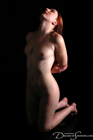 Naked ginger model posing on cam exposin - XXX Dessert - Picture 9