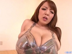 Long-haired red Asian bitch with huge melons in a - XXXonXXX - Pic 14