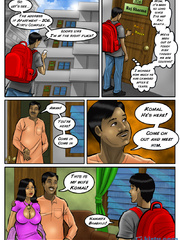 Aman has just moved in with his bhaiya and bhabhi to - Picture 3