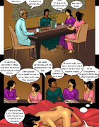 When Savita Bhabhi needs a new sari stitched, she…