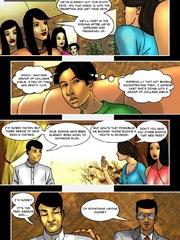 When Shobha invites Savita Bhabhi for a week-long - Picture 4