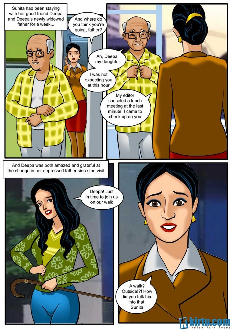 Ever since Sunita has joined the household, Deepa has - Picture 2