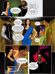 When Savita Bhabhi needs a new sari stitched, she - Picture 5