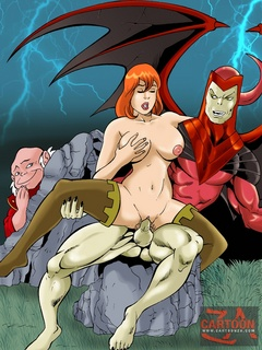 Adorable babes from Dungeons & Dragons get their - Picture 2