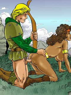 Adorable babes from Dungeons & Dragons get their - Picture 3