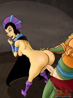 He-Man is happy to screw his thick boner into his - Picture 2