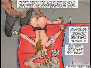 Awesome bdsm comics with to cool chicks - BDSM Art Collection - Pic 2