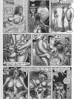 Cool collection of drawn porn stories with busty - Picture 1
