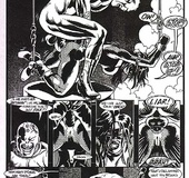 Breathtaking porn black and white comics with dirty scenes of hardcore