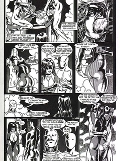 Breathtaking porn black and white comics with dirty - Picture 4
