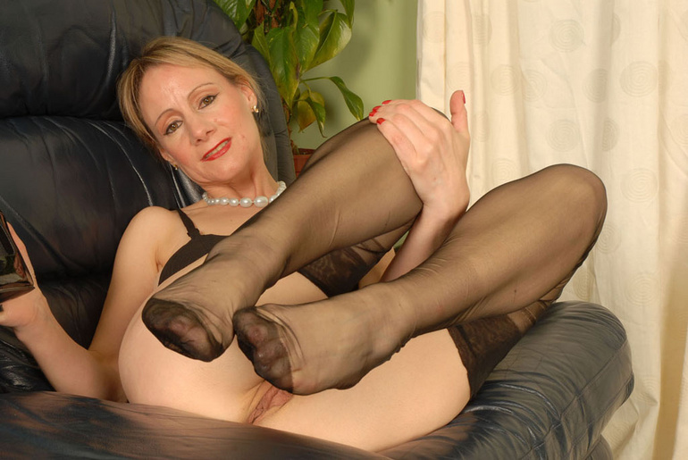 stockings xxx Vintage