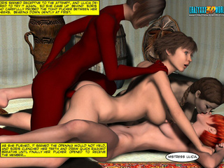 Awesome 3d toon porn group fucking of dirty - Cartoon Sex - Picture 1